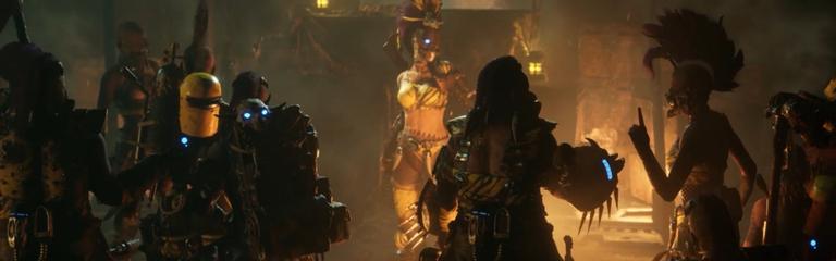 Necromunda Underhive Wars - Дом Эшер в новом трейлере игры