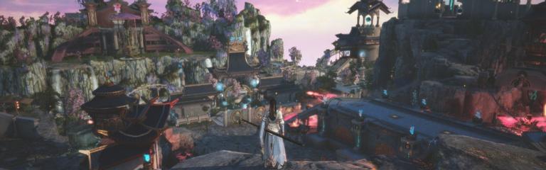 Swords of Legends Online - ОБТ специальной WeGame-версии, основные изменения и как вообще поиграть