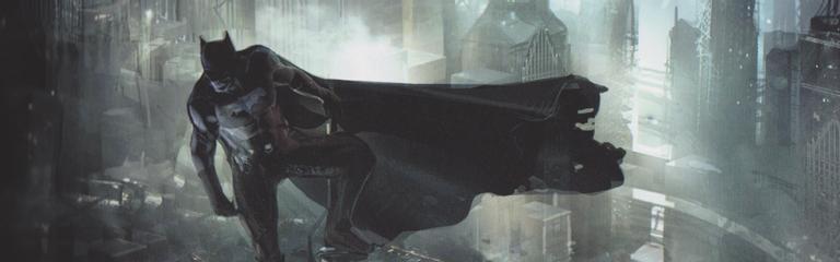 DC FanDome Дебютный тизер-трейлер Бэтмена с Робертом Паттинсоном