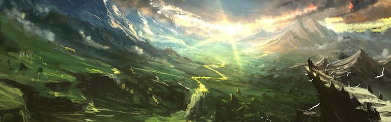 Обсуждение: Любимые локации в MMORPG, которые запали вам в душу