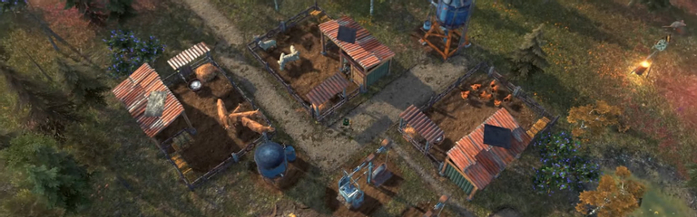 Surviving the Aftermath - Обновления First Settlers добавит в игру ранчо