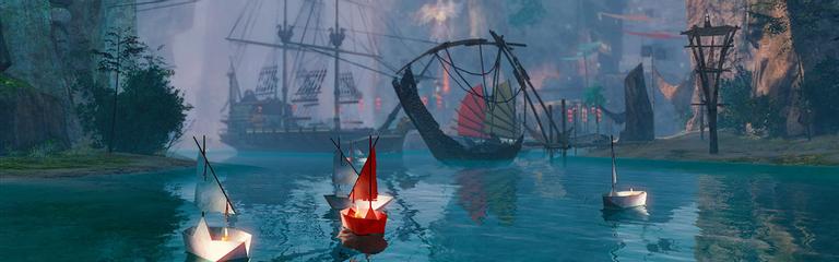 Guild Wars 2  В игре начался праздник четырех ветров