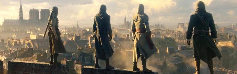 Ubisoft бесплатно раздает Assassin's Creed Unity, как дань собору Нотр-Дам