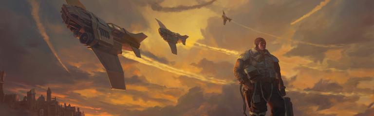 Aeronautica Imperialis: Flight Command - Состоялся официальный релиз