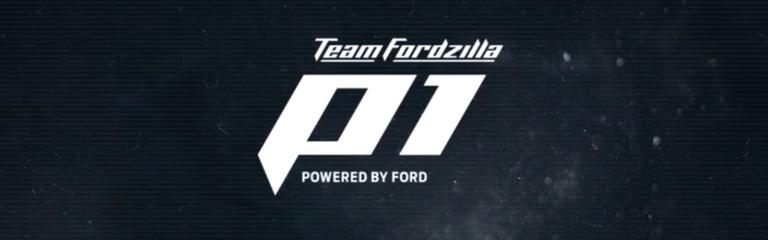 Gamescom 2020 Team Fordzilla P1 - Новый гоночный болид от Ford, созданный при помощи игроков