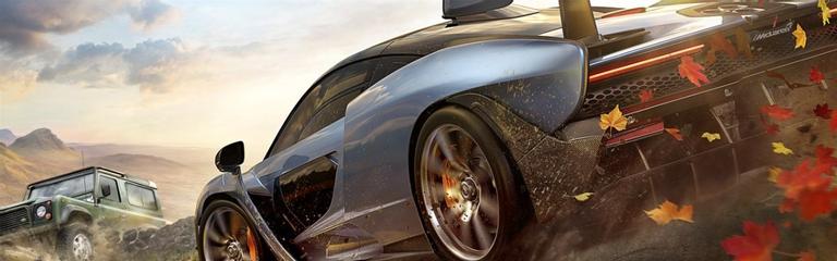 Forza Horizon 4 - Лучшая гоночная игра в рейтинговом списке от Top Gear