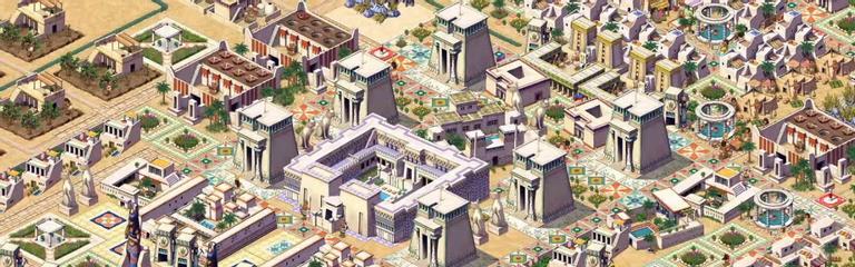 Gamescom 2020 Pharaoh A New Era - Анонсирован ремейк одноименной игры 1999 года