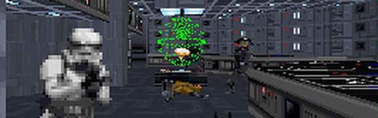 Star Wars Dark Forces  Отстрел штурмовиков в роликах еще одного фанатского ремейка
