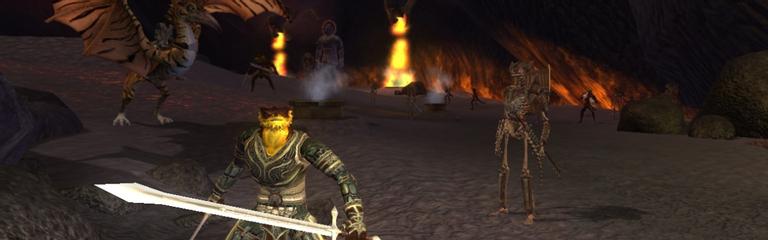 EverQuest II - К запуску готовится крупное обновление Reignite the Flames