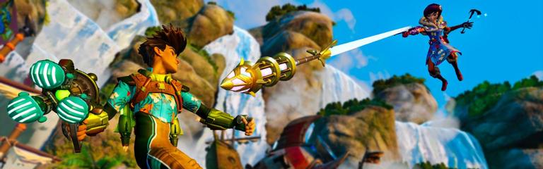 Rocket Arena - Начался тематический ивент Взрыв в раю