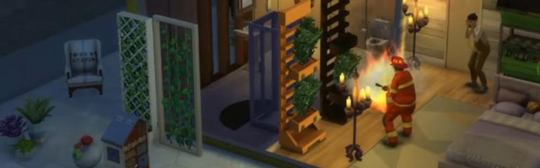"""The Sims 4 - Двери и окна можно будет размещать независимо от """"клеток"""""""