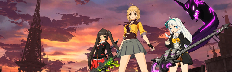 SoulWorker Anime Legends - Новая экшен-MMORPG для мобильных