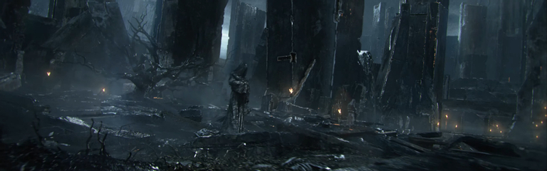 Mortal Shell - Трейлер Birth of Solomon по случаю выхода игры