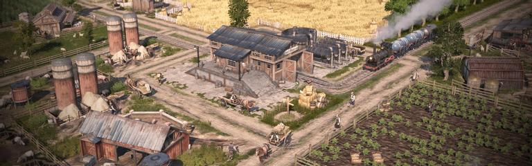 Anno 1800 - Стало доступно дополнение Новый урожай