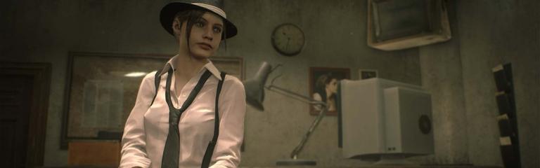 Resident Evil 2 - Демонстрация новых обликов