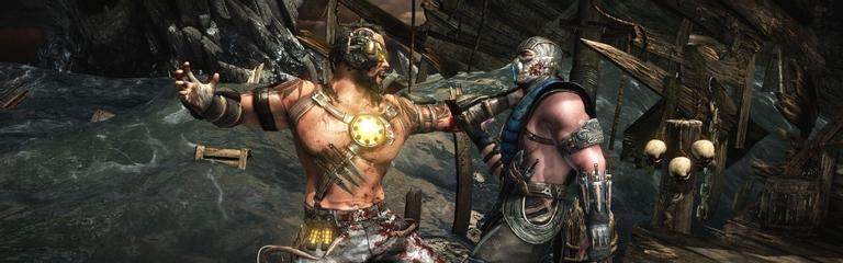 Новая часть Mortal Kombat может быть выпущена в этом году