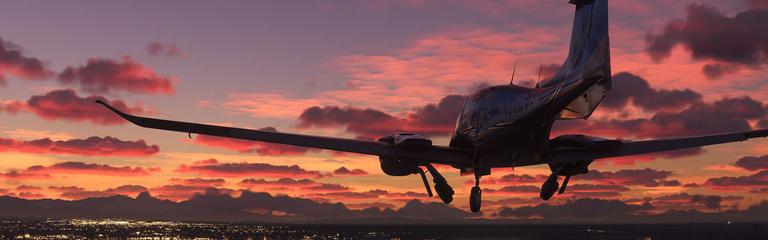 Microsoft Flight Simulator — Чудеса света и фигуры высшего пилотажа