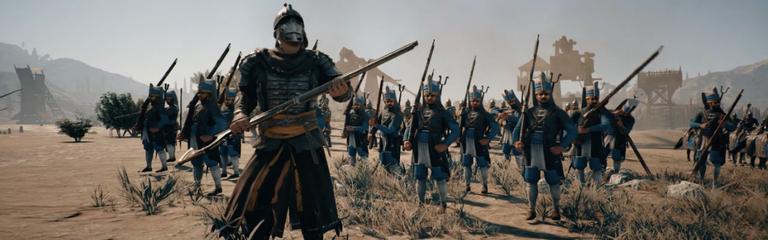 "Conqueror's Blade - Стартовал сезон ""Кровь Империи"""