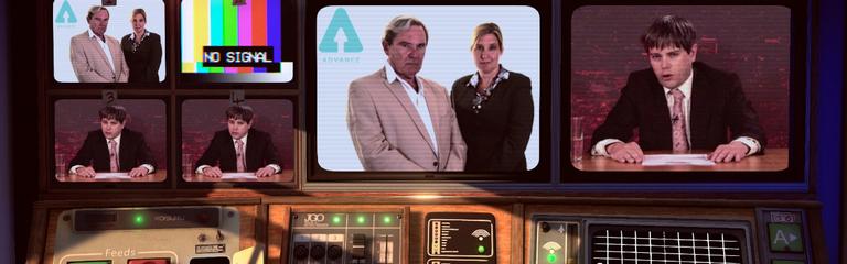 Not For Broadcast - Редактируем новости и промываем мозги в новой инди-игре