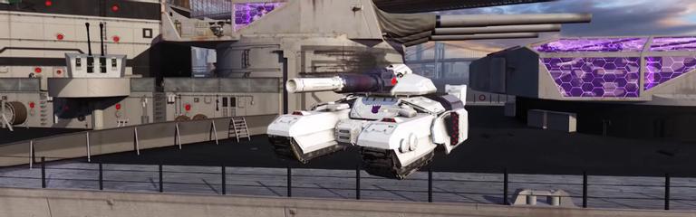 World of Warships - В морских боях примут участие Трансформеры