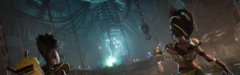 Necromunda Underhive Wars  Трейлер о кастомизации бойцов