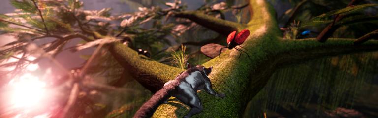 Gamescom 2020 AWAY - Анонсирована игра про белку под грибами