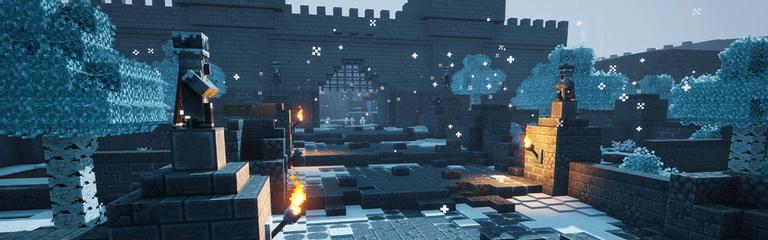 Gamescom 2020 Minecraft Dungeons - Геймплейная демонстрация ледяного дополнения