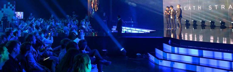 Gamescom 2020 Церемония открытия с Джеффом Кили начнется в 2100 МСК
