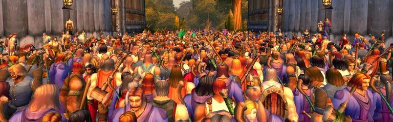 World of Warcraft Classic - Игрокам предоставят бесплатный трансфер