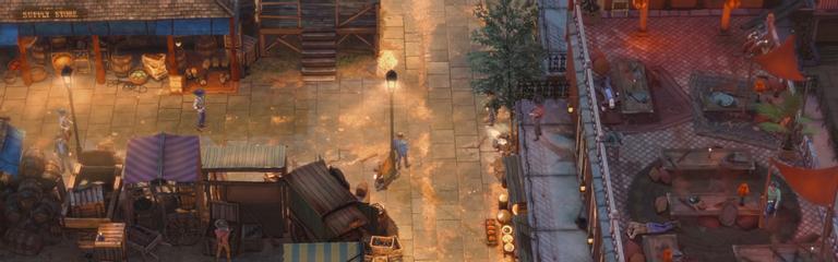 Desperados III - Кошка, курица и собака стали героями новой миссии