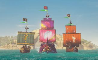 Sea of Thieves - Игра вышла на платформе Steam