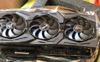 ROG Strix GeForce RTX 2080 Super OC - зеленый снаряд от Asus