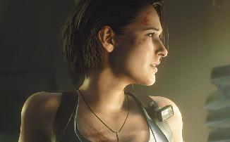Resident Evil 3 - Взгляните как игра смотрелась бы с трассировкой лучей
