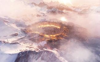Battlefield V — Разработчики похвастались размерами карты для «Огненного шторма»