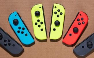 Nintendo – Странный патент на новые Joy-Cons