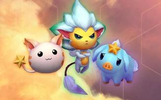 League of Legends - Разработчики представили новых маленьких легенд