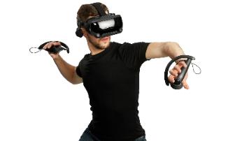 HP, Valve и Microsoft объединились для создания VR-шлема нового поколения