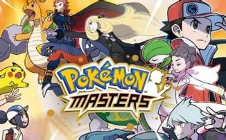 Pokemon Masters выходит 29 августа на iOS и Android