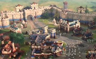 [X019] Age of Empires IV - Игра расширит временные границы второй части