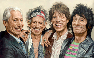 [COVID-19] The Rolling Stones выпустила клип на первую за восемь лет песню «Living in a Ghost Town». В яблочко
