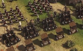Stronghold: Warlords - Разработчики рассказали про осадные орудия