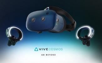 [CES 2019] HTC представила свое новое творение: гарнитуру виртуальной реальности Vive Cosmos