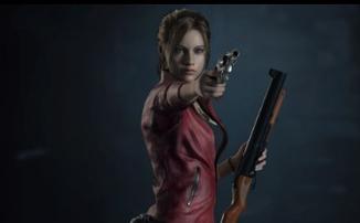 Для Resident Evil 2 вышел второй мод, раздевающий Клэр — теперь полностью