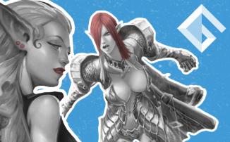 Новости MMORPG: дата начала ЗБТ Crowfall, подробности TERA Battle Arena, умения и навыки Мистика в ELYON
