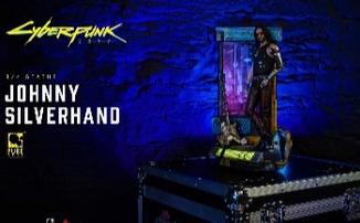 Cyberpunk 2077 — Фигурка Сильверхенда с кучей аксессуаров и цветомузыкой доступна для предзаказа за $899
