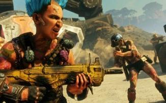 Rage 2 — Трейлер  и видео об оружии и способностях