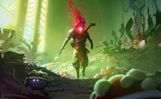 "Dead Cells - Анимационный трейлер дополнения ""The Bad Seed"""
