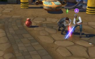 Обзор дополнения The Sims 4: Путешествие на Баату