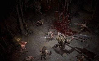 Diablo IV - интервью на BlizzCon с соучредителем Blizzard