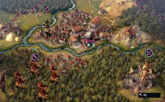 Old World — 4X-стратегия 10 Crowns от дизайнера Civilization IV сменила название и выйдет в EGS